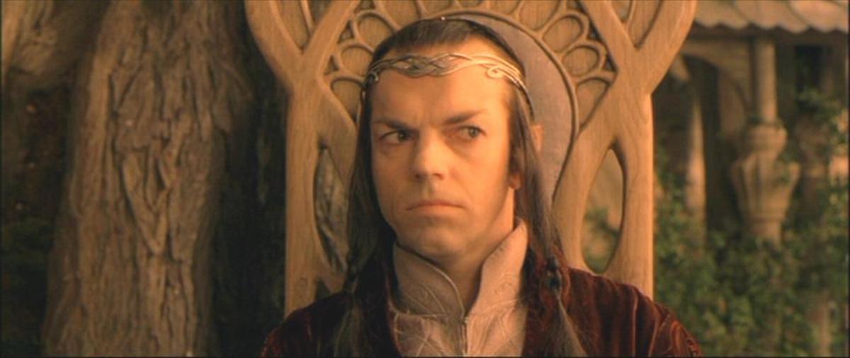Elrond Half Elven