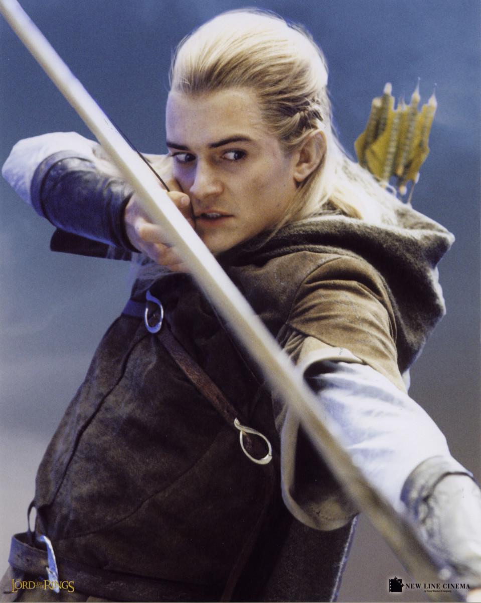 Legolas the Elf