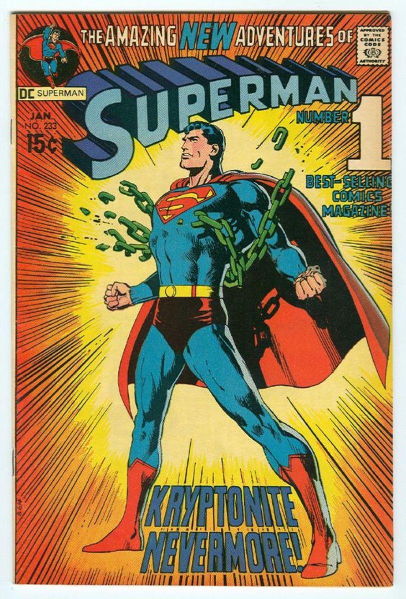 Kryptonite No More