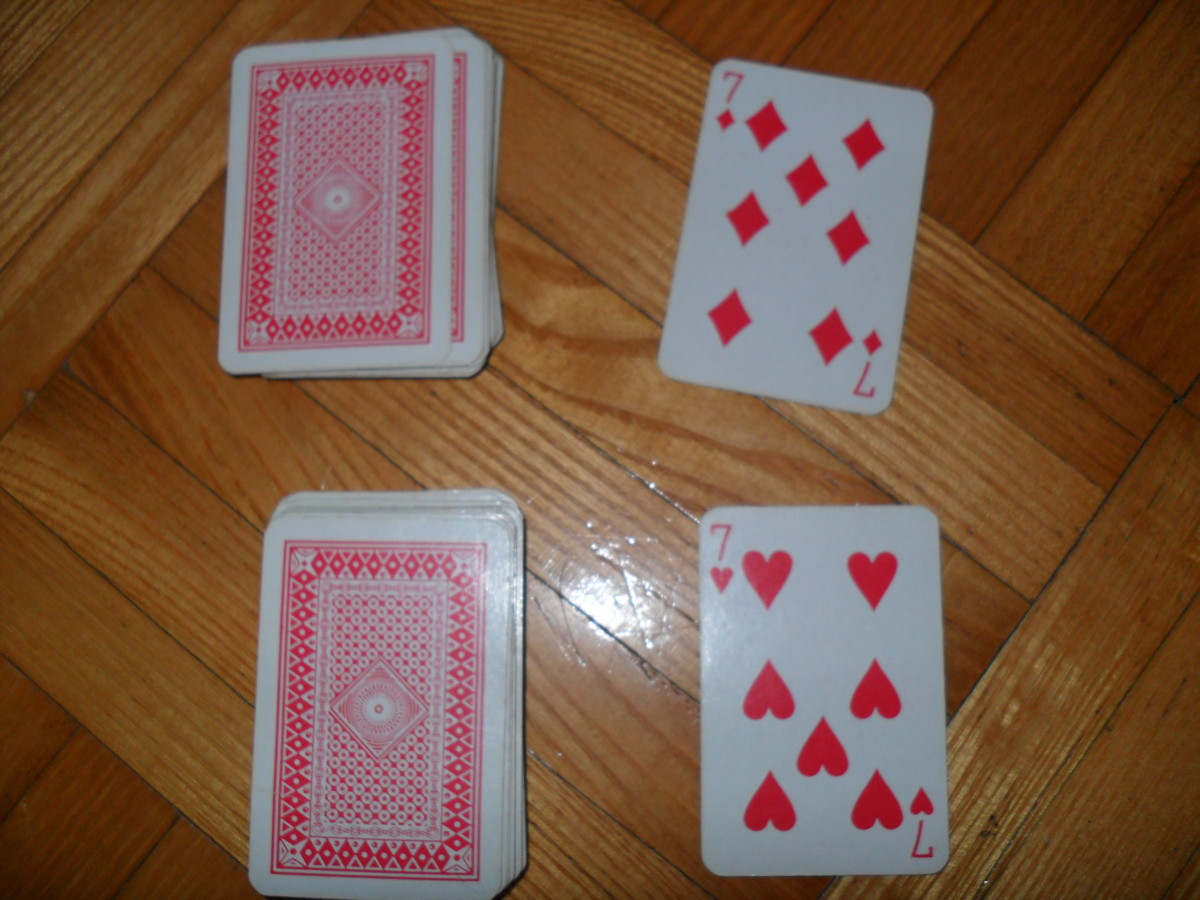 uka card game how to play