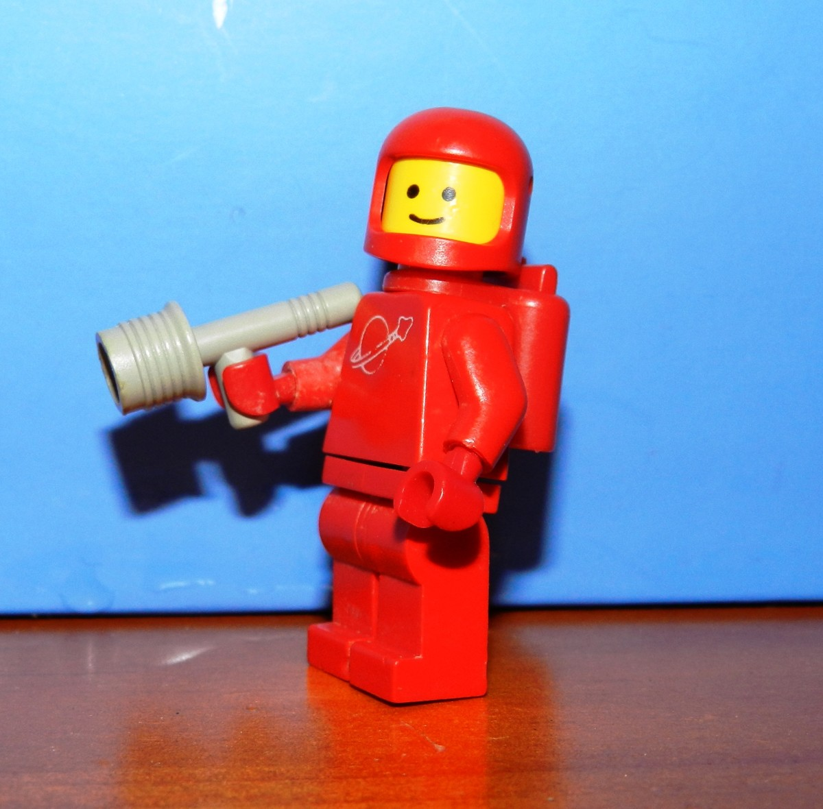 Spaceman Vintage Lego Minifigure