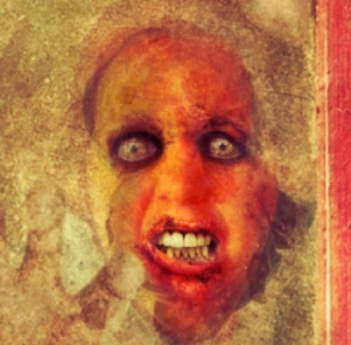 Image of myself created using AMC's Dead Yourself App.