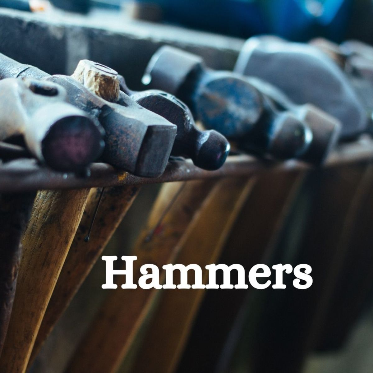 Hammers are a fun and useful tool to collect!