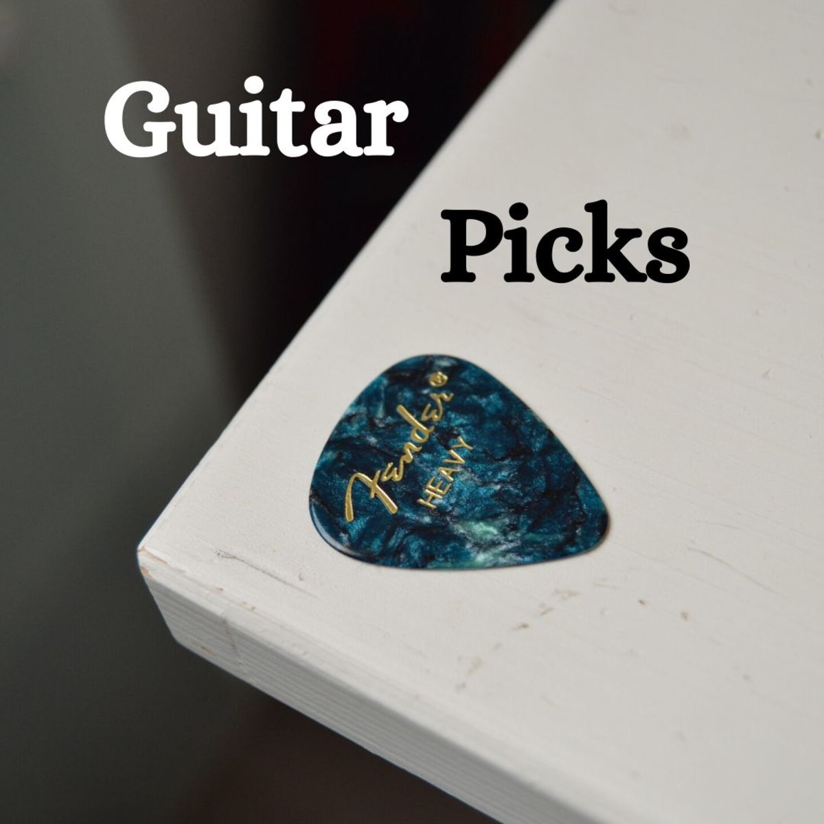 If you play guitar, you've probably already started a collection of these!