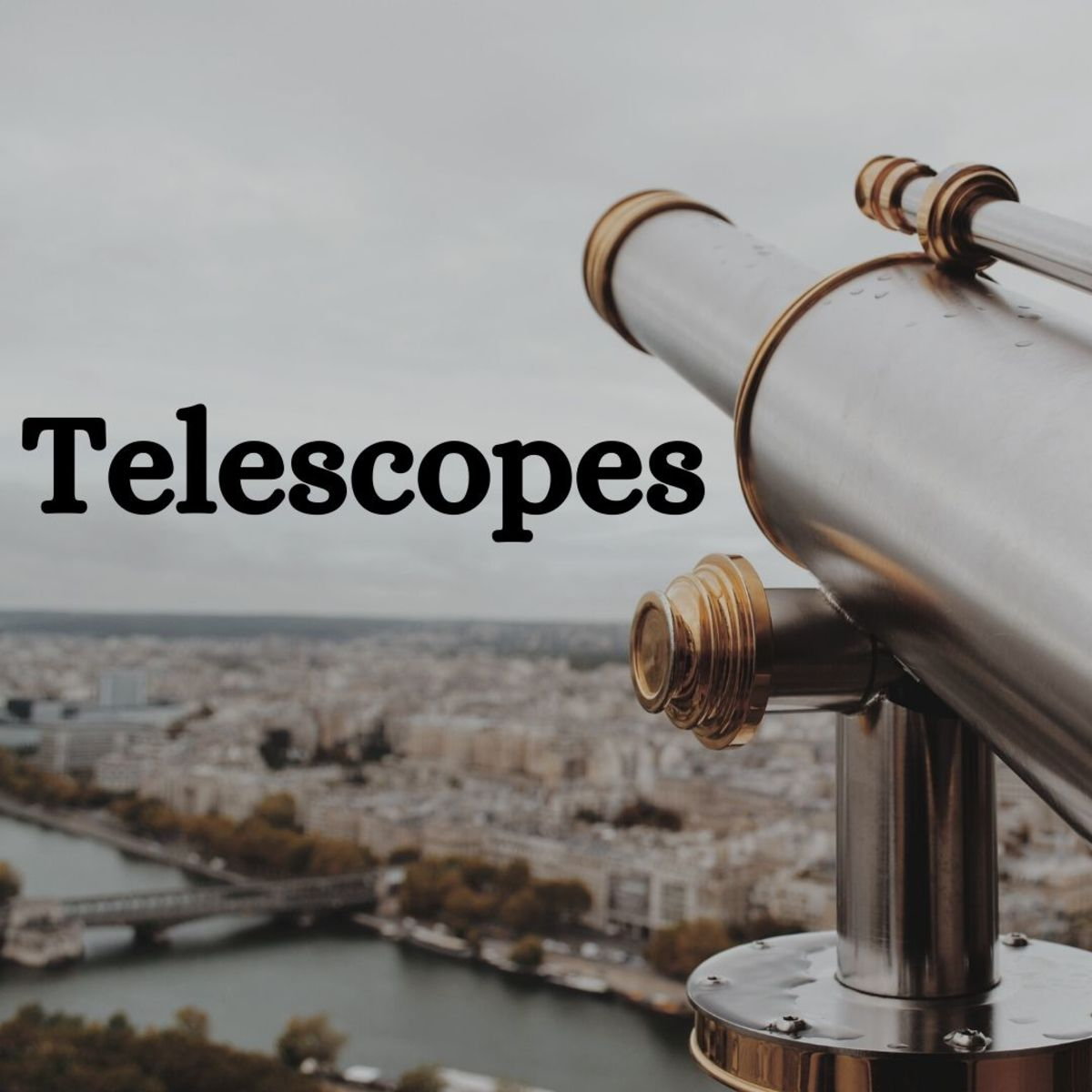 Collecting telescopes can be an expensive hobby, but if you've got the cash, why not collect them?