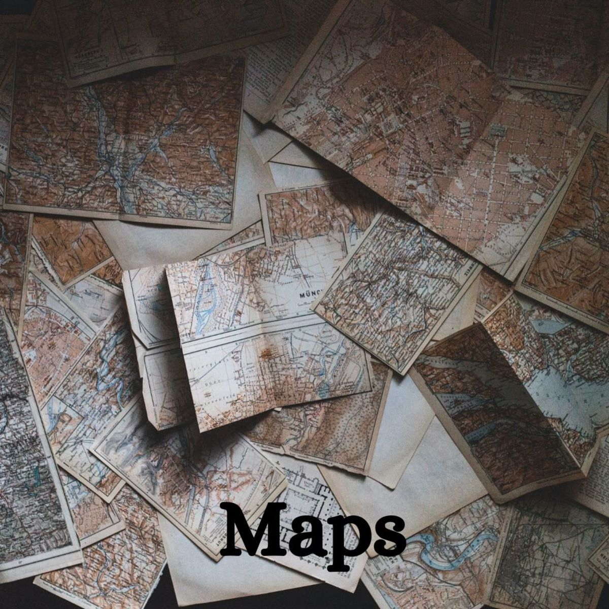 Maps are super fun and interesting. Plus, the more you collect, the better your view of the world!
