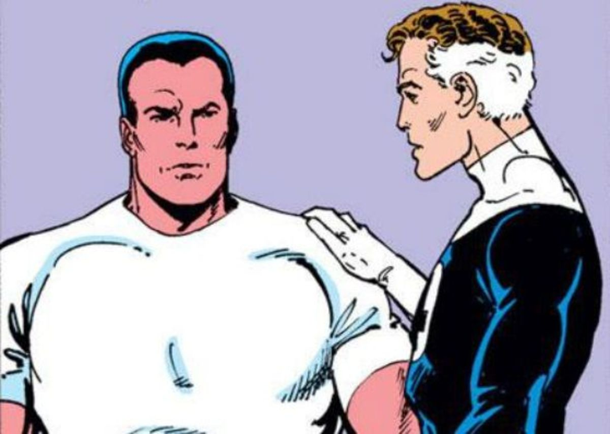 Wyatt Wingfoot (Ally of the Fantastic Four)