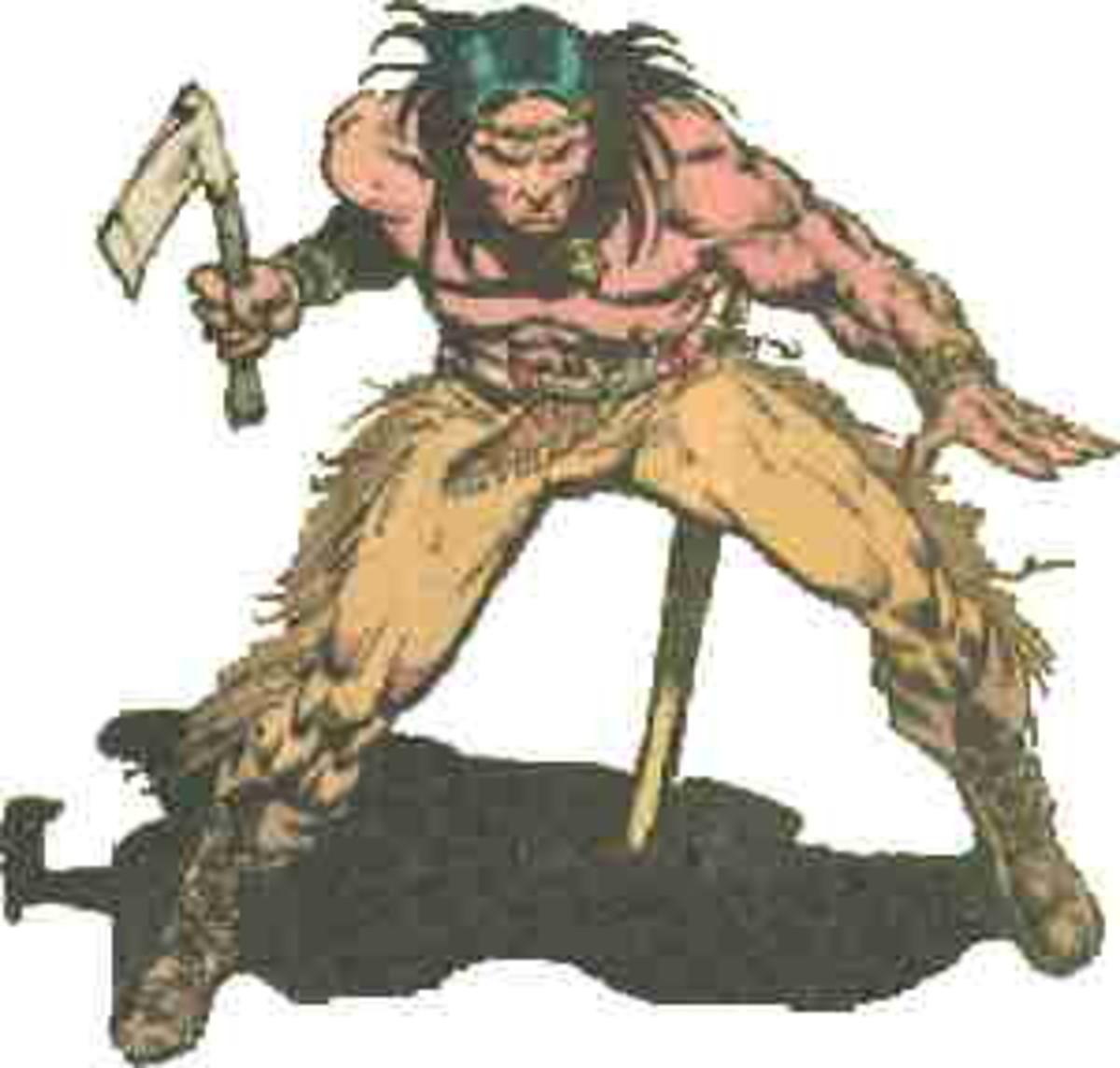 Arak, Son of Thunder