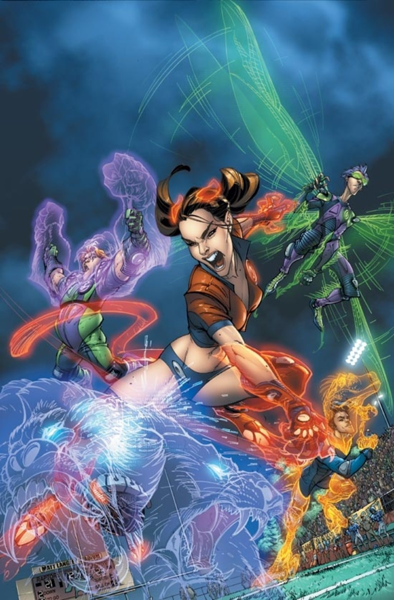Wilsiderz by J Scott Campbell