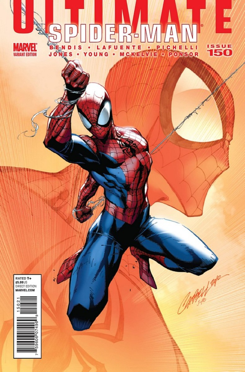 he Amazing Spiderman by J Scott Campbell