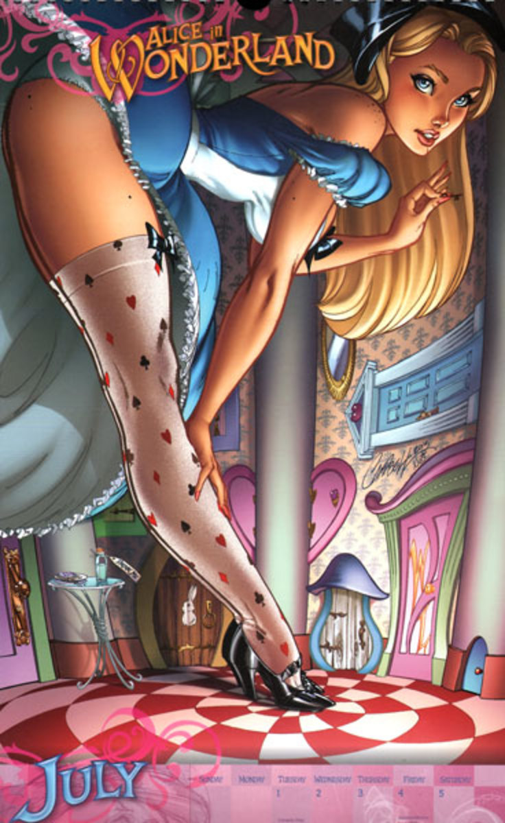 Alice  by J Scott Campbell