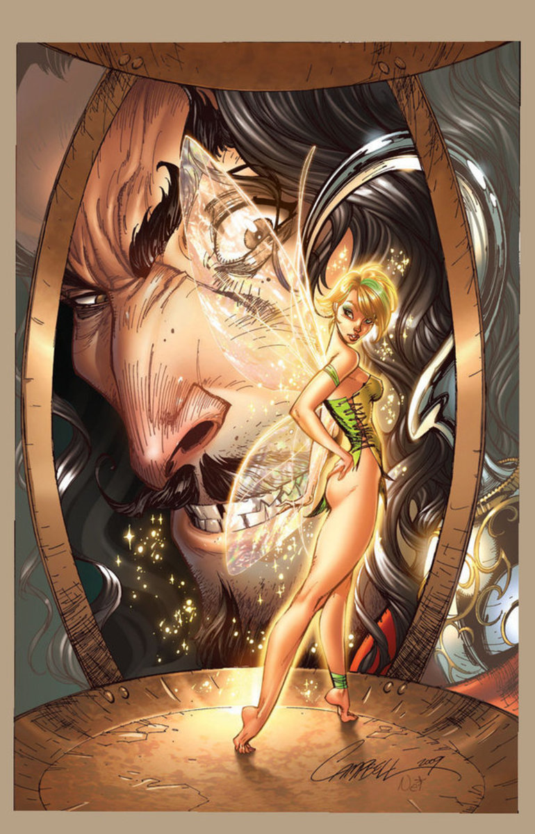 Tinkerbell by J Scott Campbell