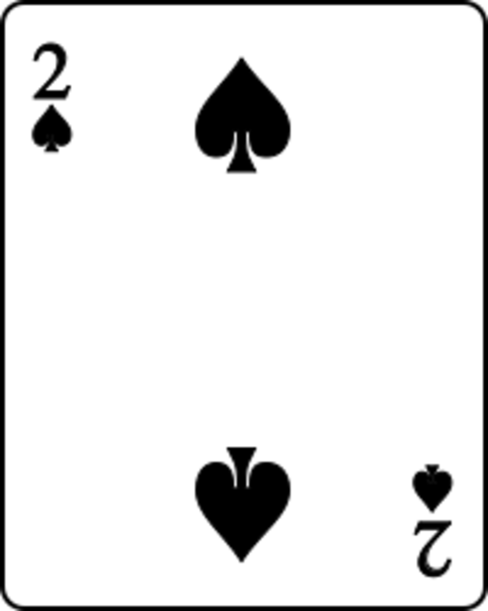 When 2 is played the next player has to draw two cards, unless s/he plays a 2 or Joker, causing the player after him/her to draw even more cards.  2s can be played on cards of the same suit, other 2s, or on Jokers.
