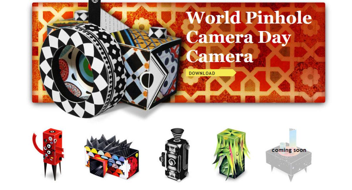 Pin-Hole Camera Toys at Corbis