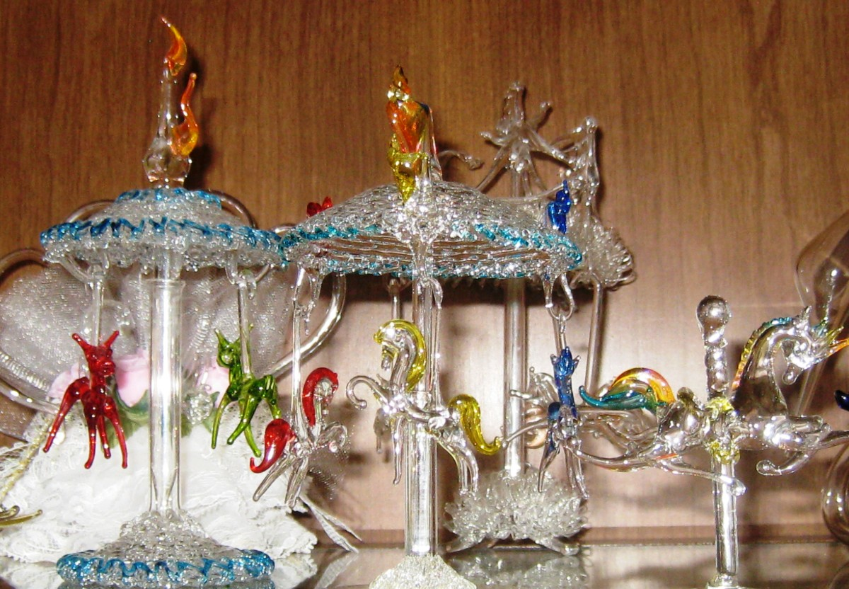 Collecting and Appreciating the Art of Handspun and Blown Glass