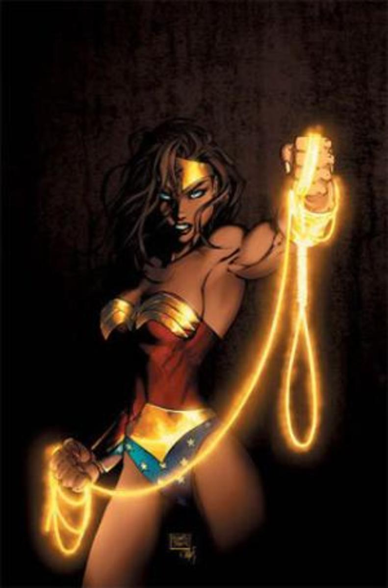 Wonder Woman's Lasso of Truth.