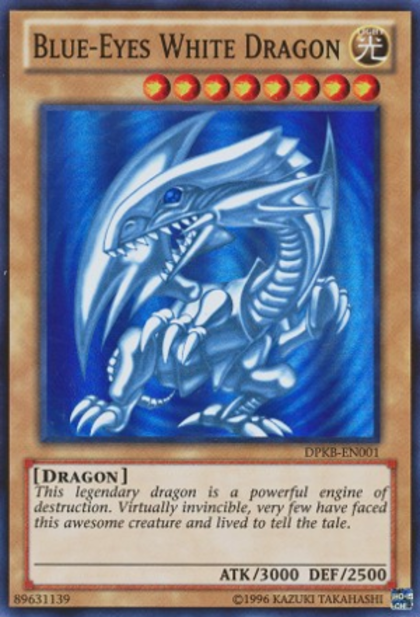 Behold the card that started it all.  Remember those days when you only needed concern yourself with Lord of D. and Flute of the Summoning Dragon?  *Sigh*