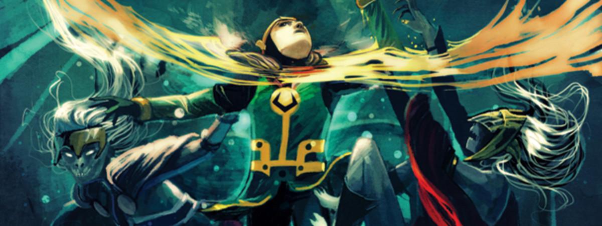 Kid Loki.