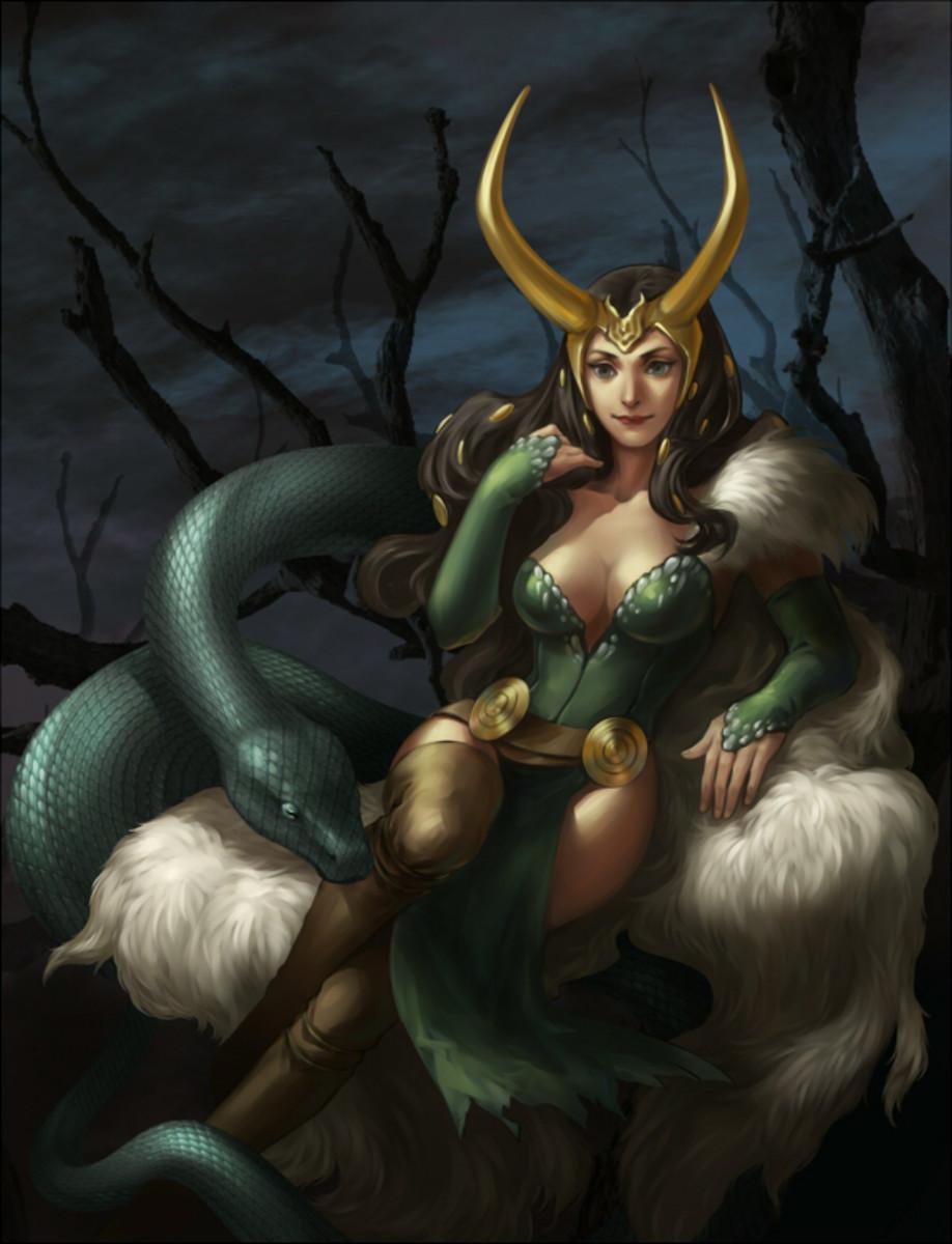 Lady Loki.
