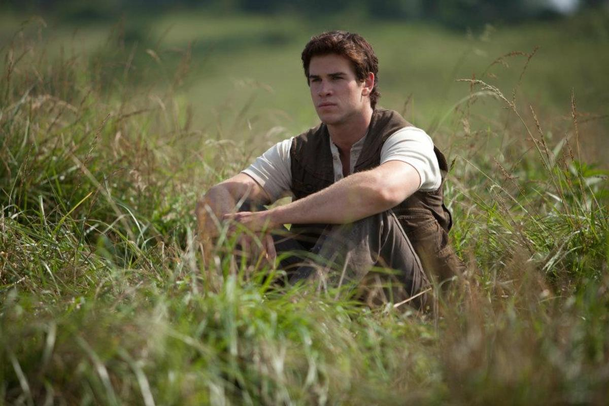 Gale avoids watching the Games, as he promised Katniss he'd do, in order to put a wrench into the Capitol's works.