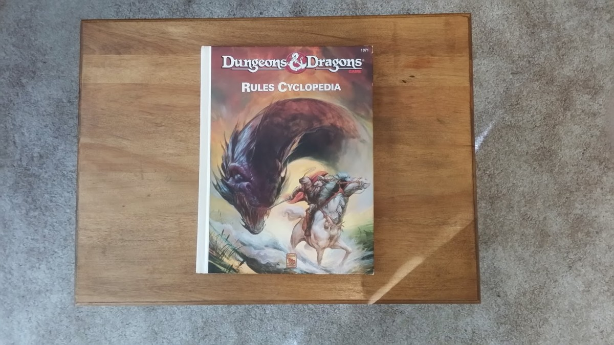 Frank Mentzer The True Master Of Dungeons And Dragons Hobbylark