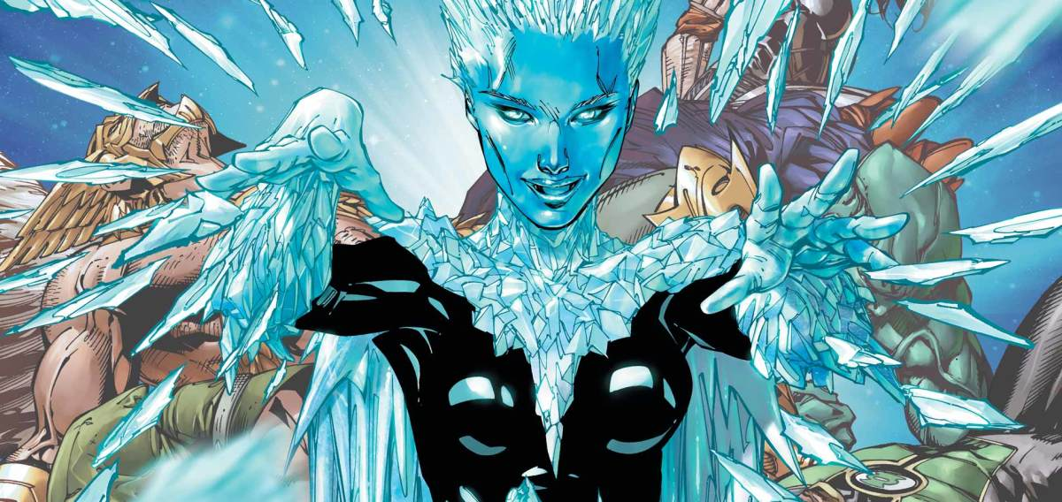 DC's Killer Frost