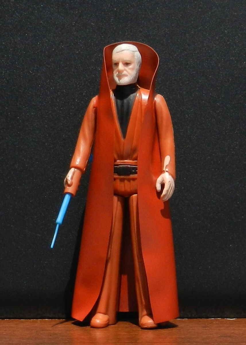 "Ben ""Obi Wan"" Kenobi Star Wars Action Figure"