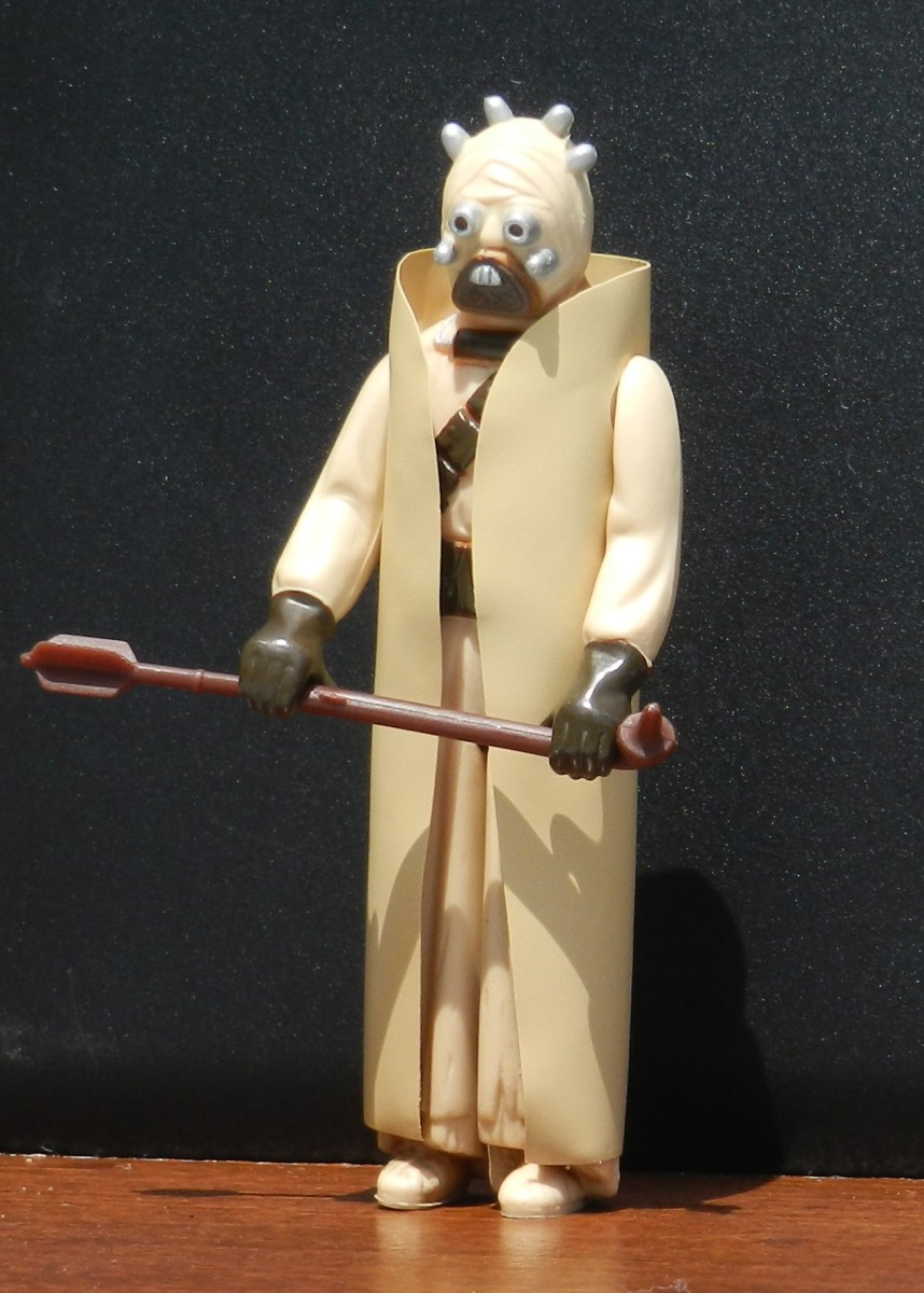 Sand People Star Wars Action Figure