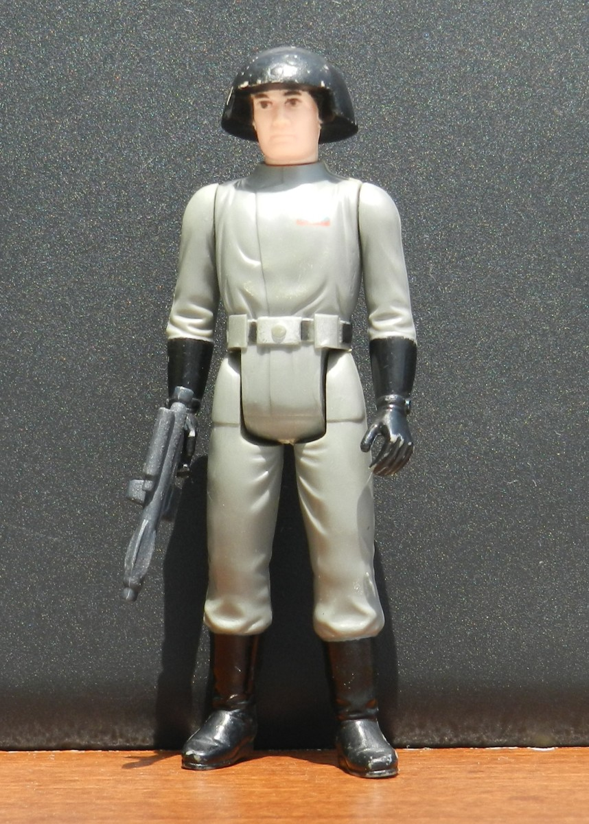 Death Squad Commander Action Figure