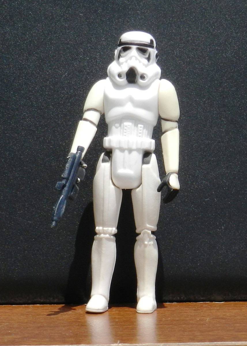 Stormtrooper Star Wars Action Figure