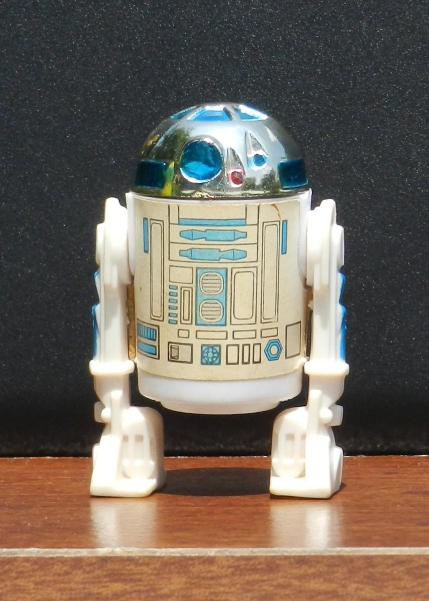 R2-D2 Action Figure.