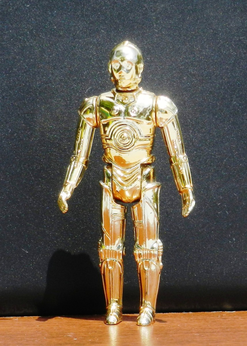 C-3PO Vintage Star Wars Action Figure