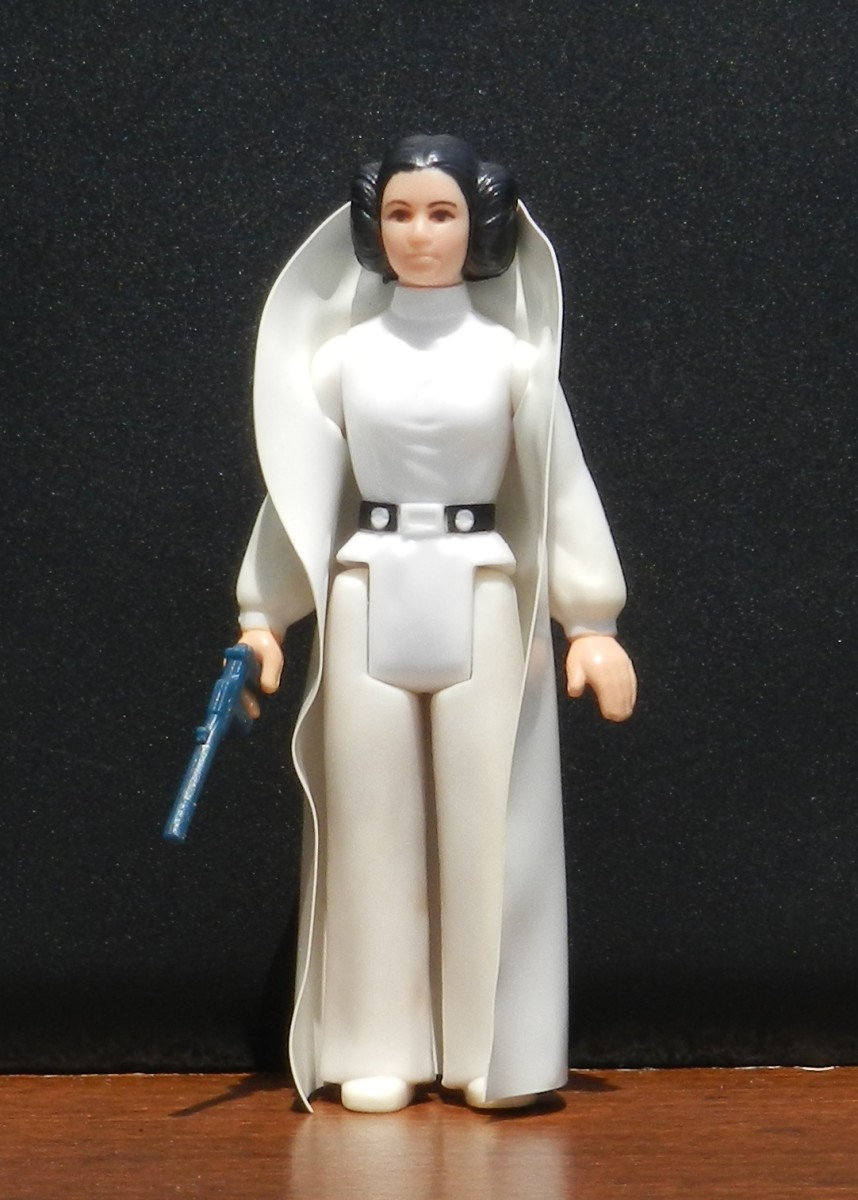 Princess Leia Star Wars Action Figure