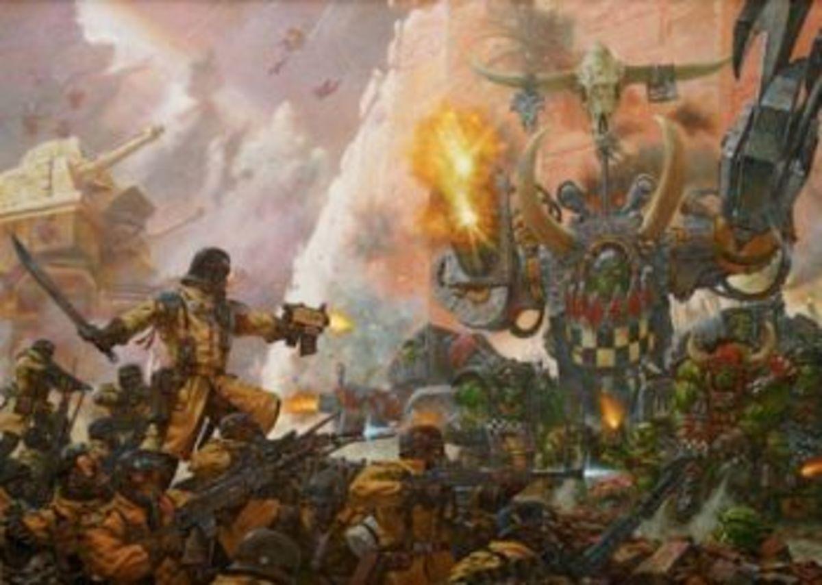 7th Edition 40k Unbound Armies