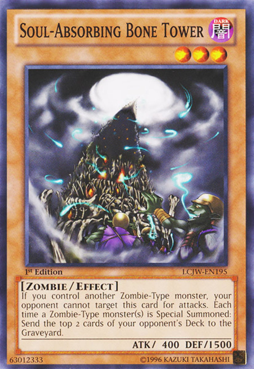 The writer thinks Nightmare from Soul Calibur would build a religion around this tower.  Mass soul absorption, and no huge, rusty blade that watches while you pee required.