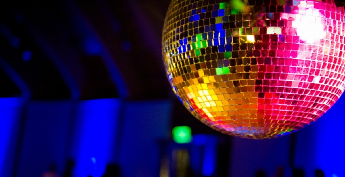 Salsa dancing is fun and exciting! Relax, smile, and have a good time!