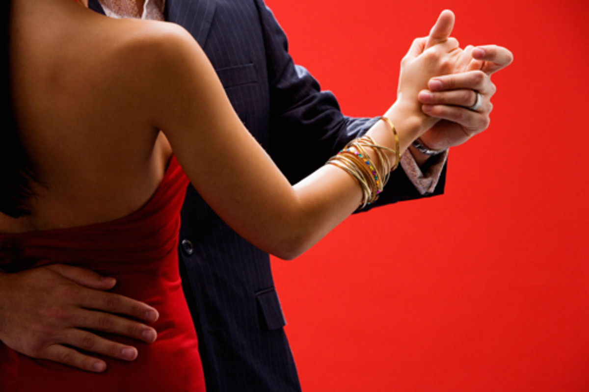 Dancing salsa as a couple can help strengthen your personal relationship and add some much needed passion and drama to your love life