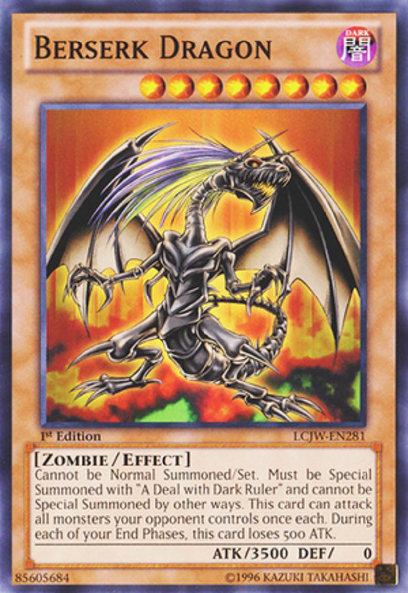 Beserk Dragon