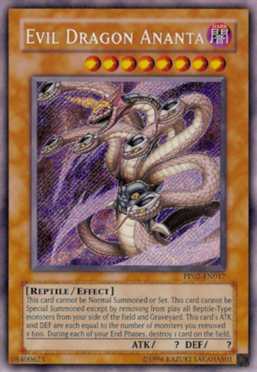 Evil Dragon Ananta