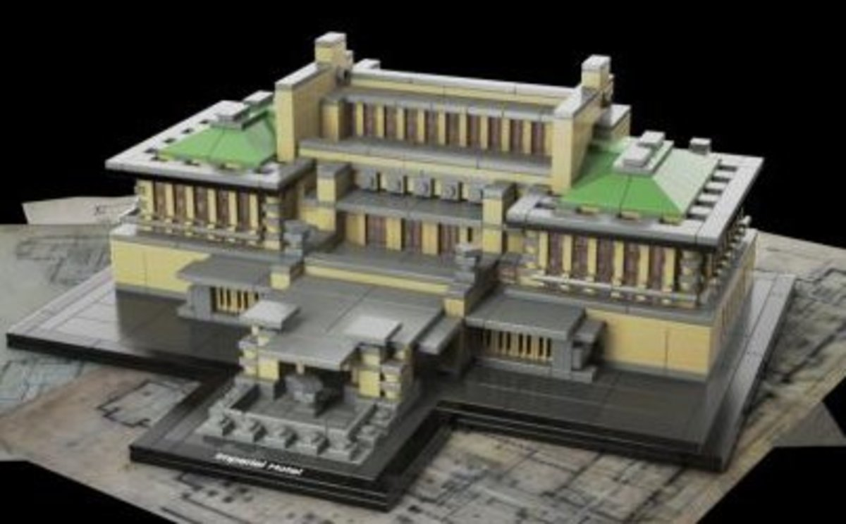 Lego Imperial Hotel