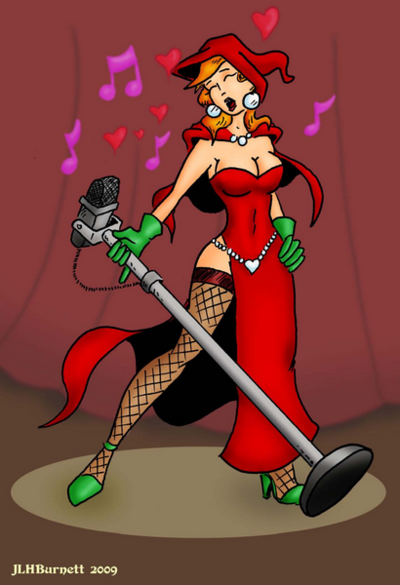 Role-playing is no place for divas.