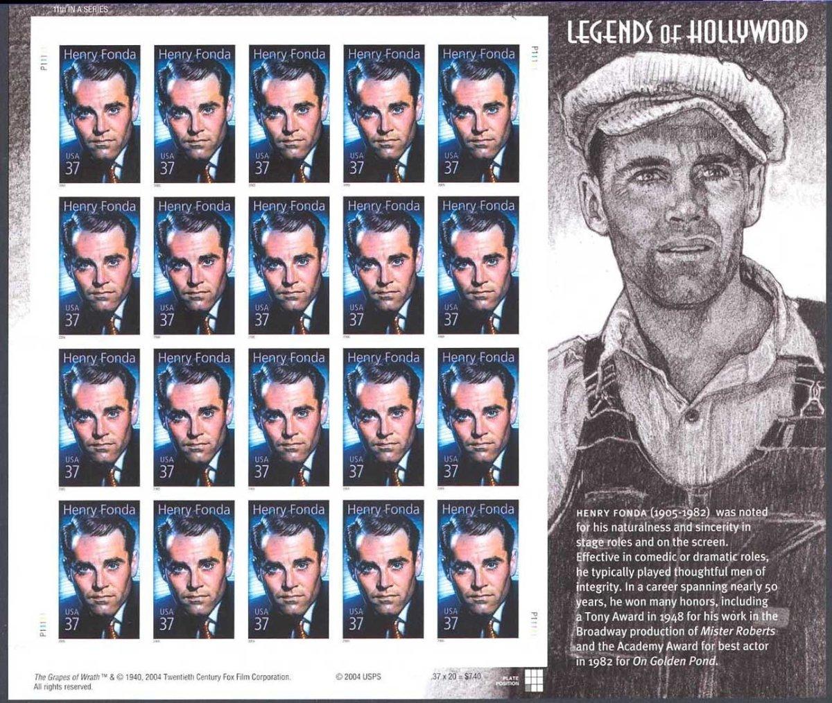 Legends Of Hollywood Stamp Series Hobbylark