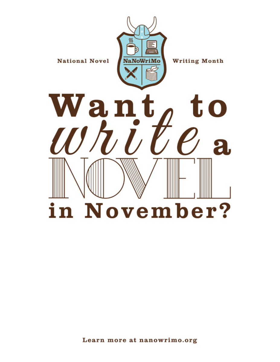 Don't Know What to Write for NaNoWriMo? Use Plot Generators