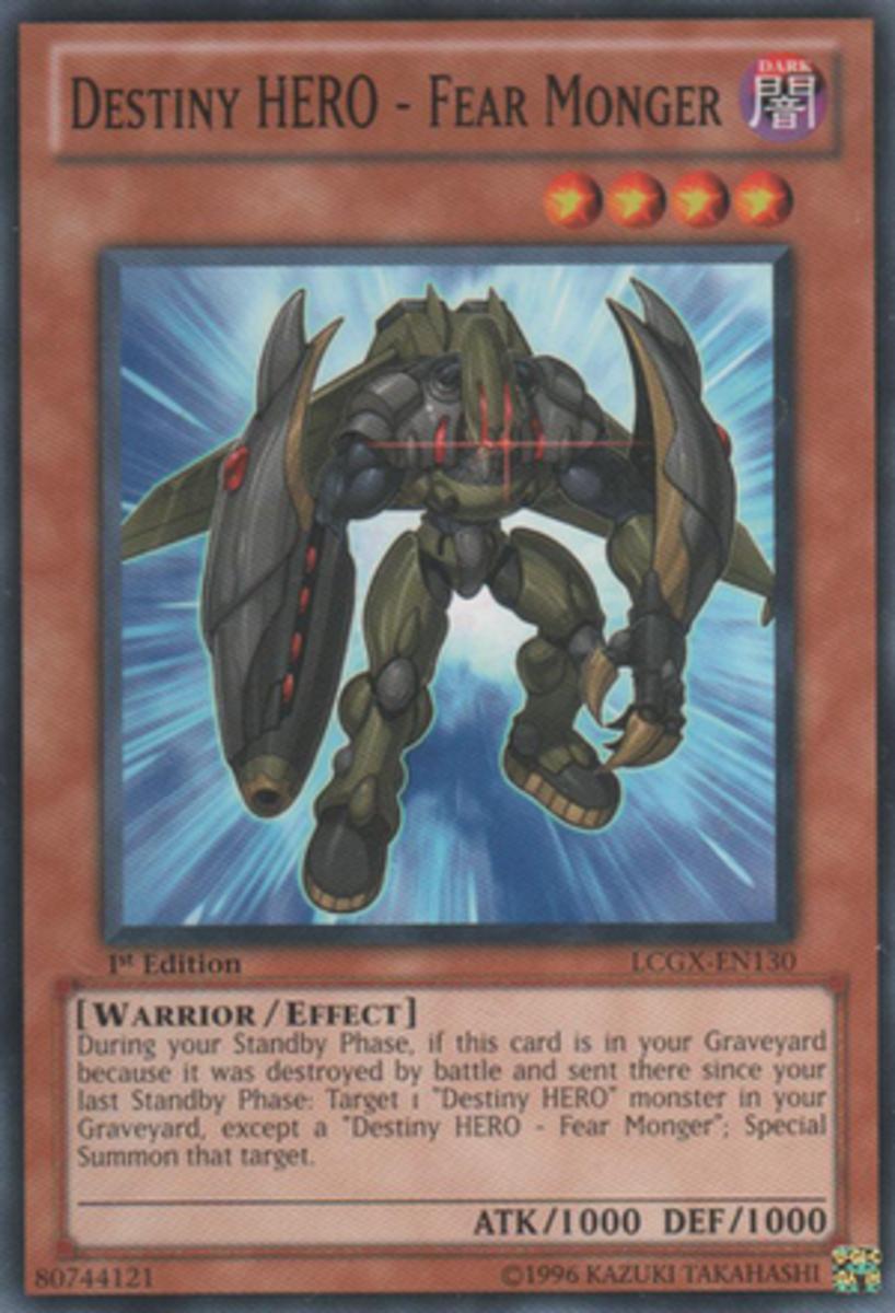 Destiny HERO - Fear Monger
