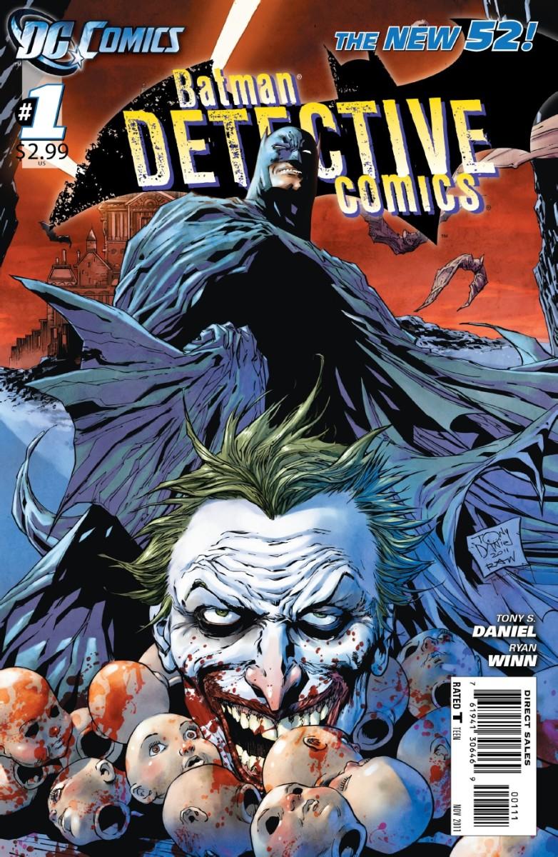 Detective Comics #1