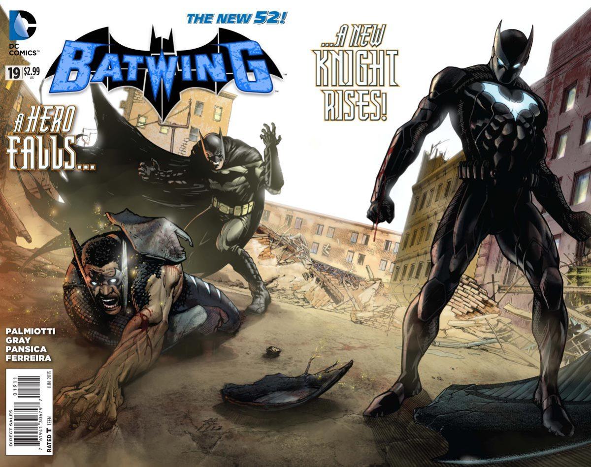 Batwing #19