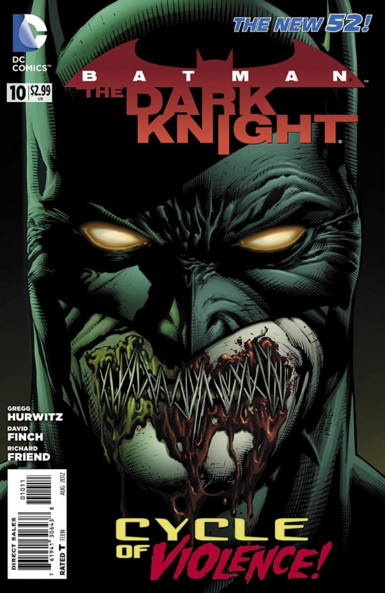Dark Knight #10