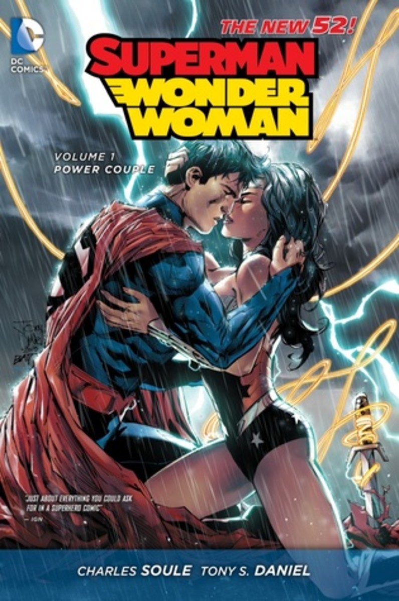 Superman/Wonder Woman TPB Vol 1