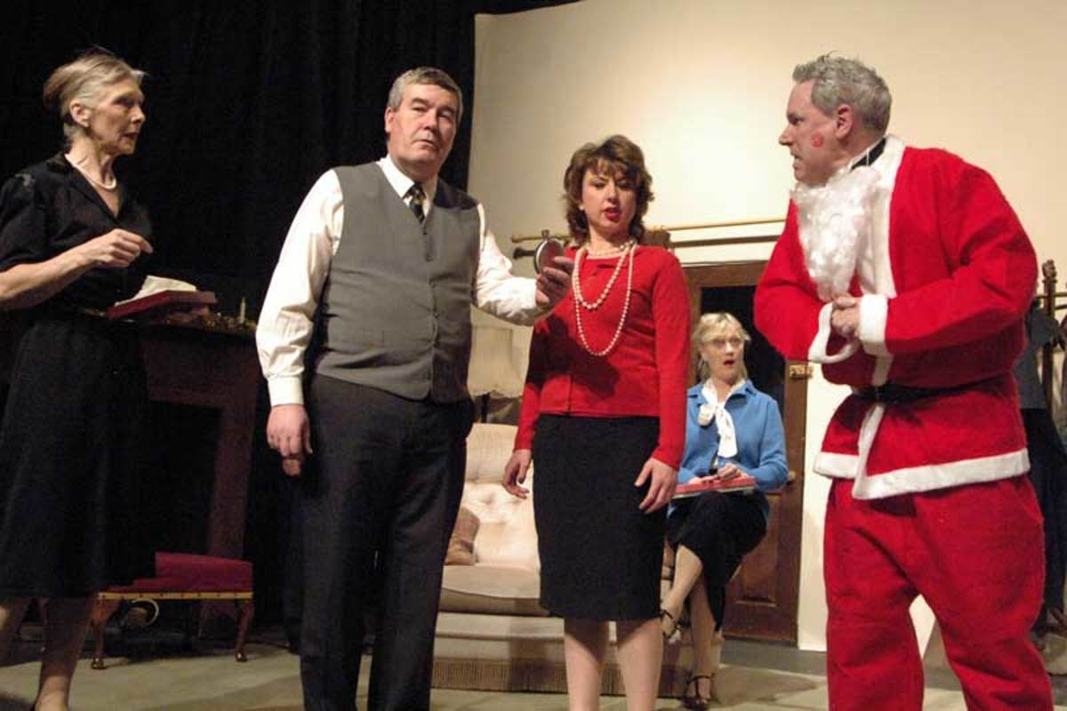 Laughter In The Dark the Marlow Players