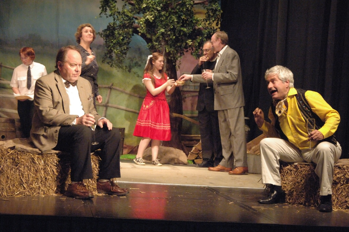 Darling Buds of May Marlow Players